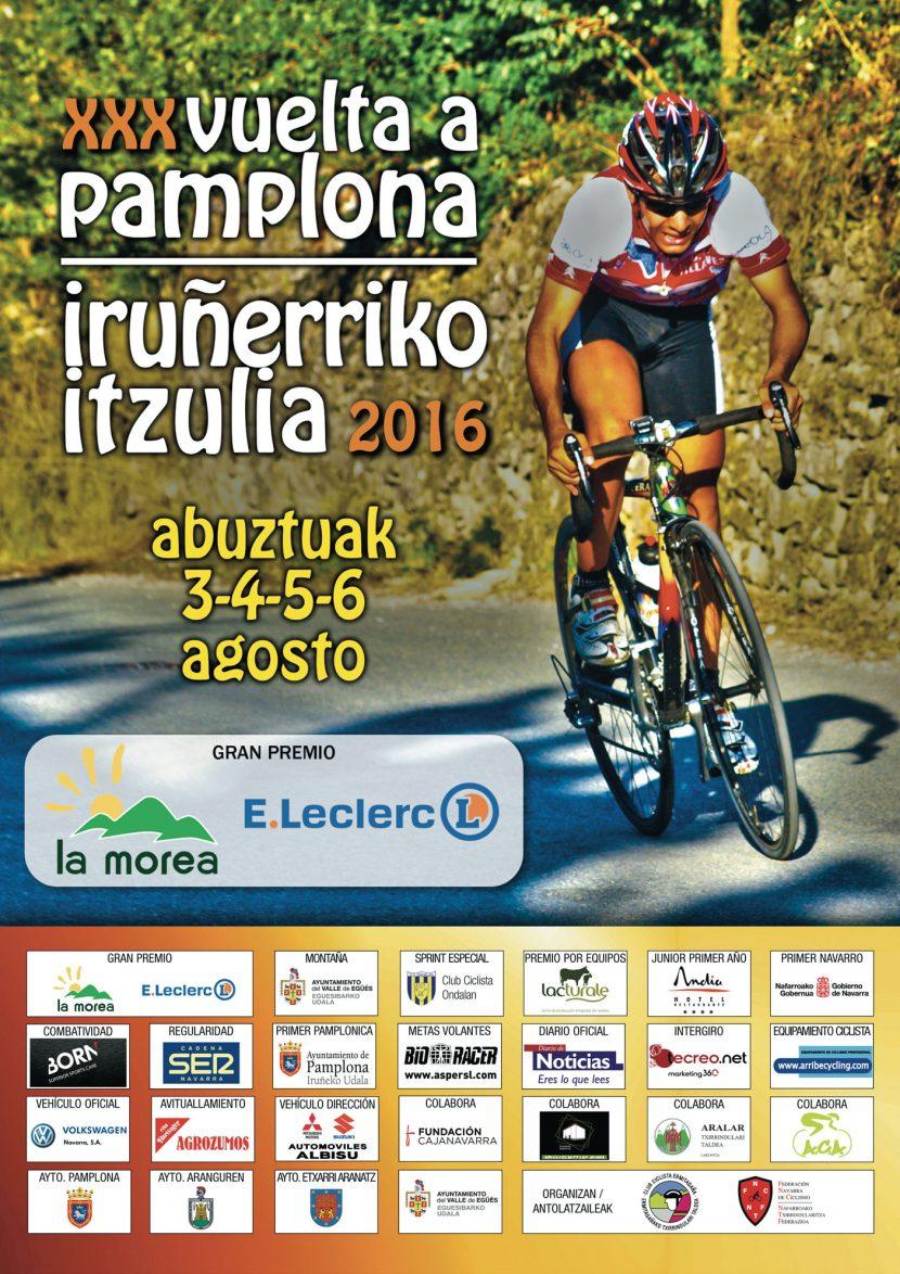XXX Vuelta Ciclista a Pamplona