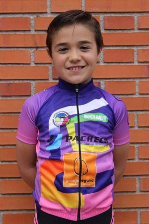 Adrián Berango - Club ciclista Ermitagaña - Categoría Escuelas 2016