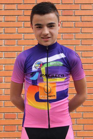 Aimar Berango - Club ciclista Ermitagaña - Categoría Escuelas 2016