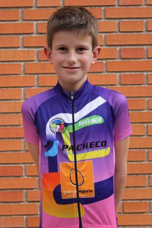 Aitor Ibáñez - Club ciclista Ermitagaña - Categoría Escuelas 2016