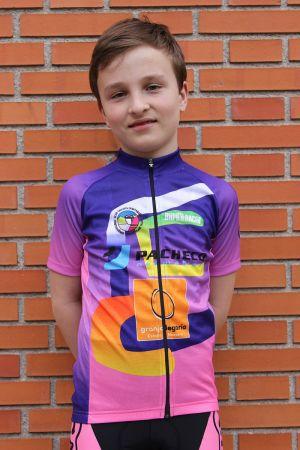 David Arribas - Club ciclista Ermitagaña - Categoría Escuelas 2016