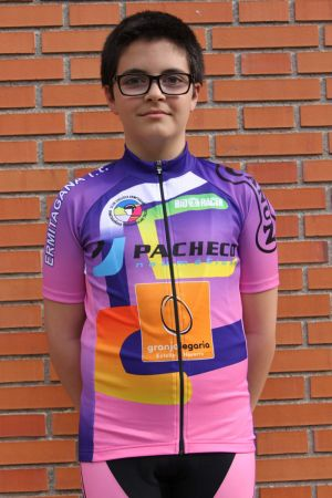 Ekay Morrás - Club ciclista Ermitagaña - Categoría Escuelas 2016