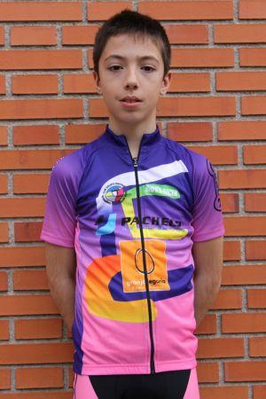 Eneko Córdoba - Club ciclista Ermitagaña - Categoría Escuelas 2016