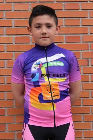 Eneko Zelaia - Club ciclista Ermitagaña - Categoría Escuelas 2016