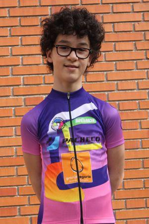 Igor Iparraguirre - Club ciclista Ermitagaña - Categoría Escuelas 2016