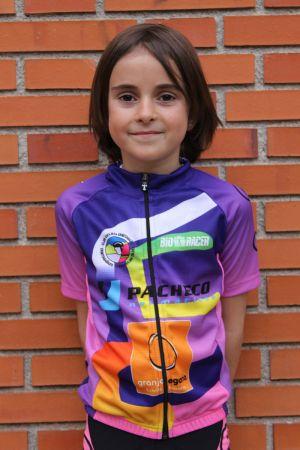 Iraia Guerrero - Club ciclista Ermitagaña - Categoría Escuelas 2016