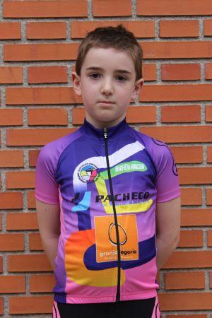 Julen Arévalo - Club ciclista Ermitagaña - Categoría Escuelas 2016