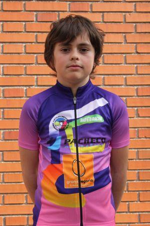 Julen Guerrero - Club ciclista Ermitagaña - Categoría Escuelas 2016