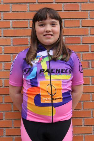 Lourdes Unzue - Club ciclista Ermitagaña - Categoría Escuelas 2016