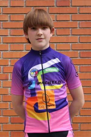 Mikel Aranaz - Club ciclista Ermitagaña - Categoría Escuelas 2016