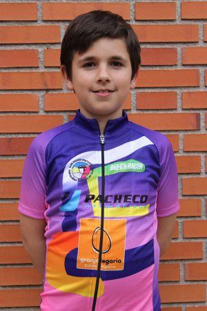 Nicol Gorosquieta - Club ciclista Ermitagaña - Categoría Escuelas 2016