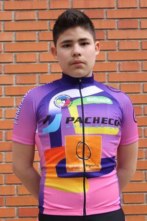 Steven Rodrigues - Club ciclista Ermitagaña - Categoría Escuelas 2016