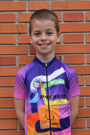 Víctor Marco - Club ciclista Ermitagaña - Categoría Escuelas 2016