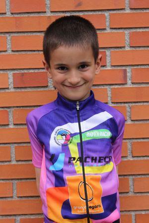 Xabier Marco - Club ciclista Ermitagaña - Categoría Escuelas 2016